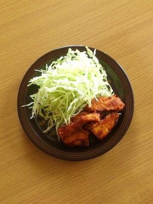 昼鶏ムネ唐揚げ