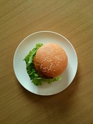 プリマハム…ハンバーガー1
