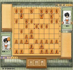 ハンゲーム対局盤面