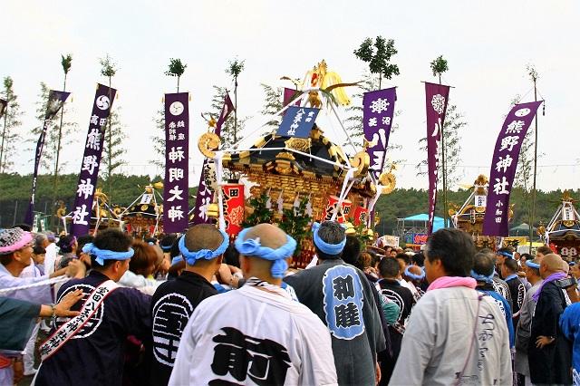 室田 八王子神社