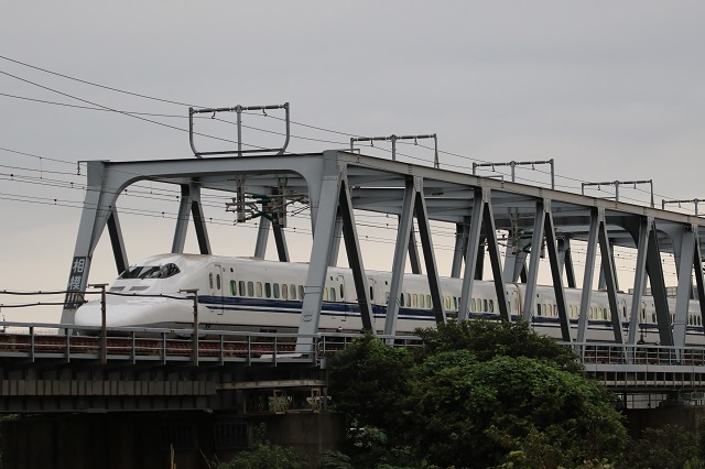 相模川橋梁(東海道新幹線)