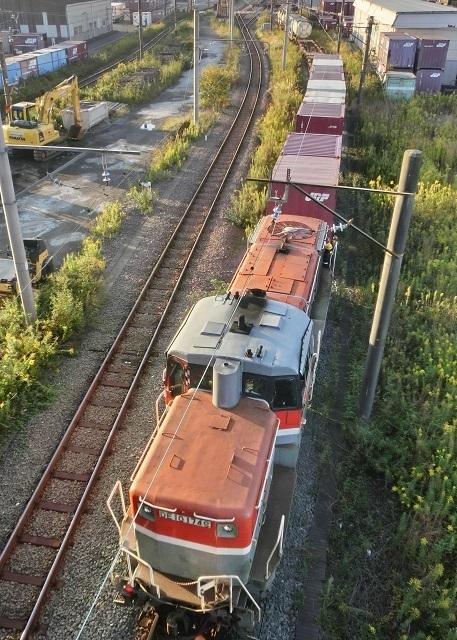 ディーゼル機関車 DE10 1749号機