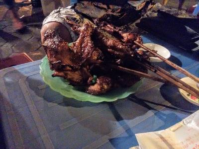 ハノイ焼き鶏3