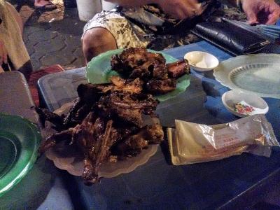 ハノイ焼き鶏4