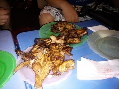 ハノイ焼き鶏5