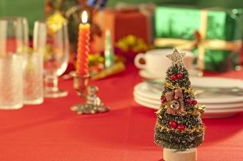 クリスマス食器
