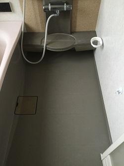 風呂石鹸カス7