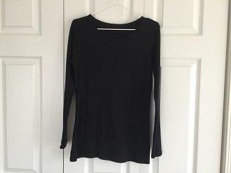 しまむらTシャツ2