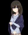 鷺沢文香立ち絵verS3