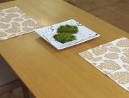 個展テーブル