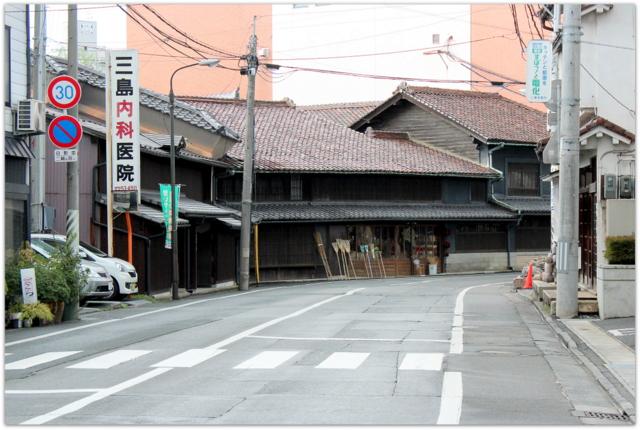 岩手県 盛岡市 保存建造物 茣蓙九 森九商店 観光 写真