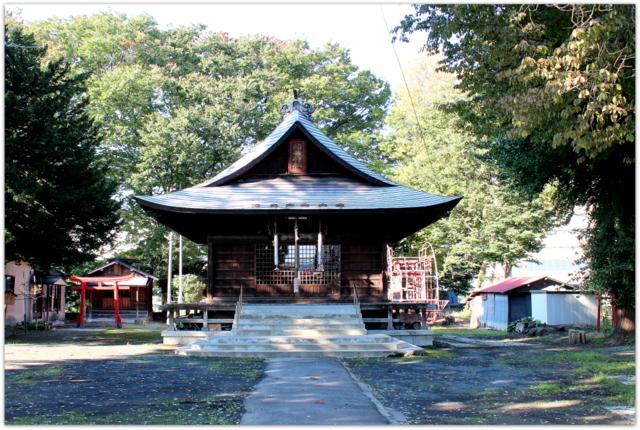 青森県 弘前市 新寺町 稲荷神社 写真 観光 神社 仏閣