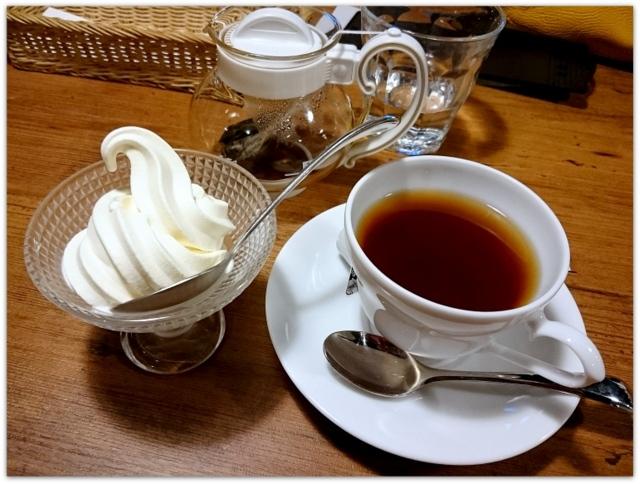 青森県 青森市 青森市文化会館 リンクステーションホール青森 カフェ ソフトクリーム ランチ グルメ 写真