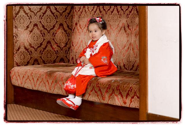 青森県 弘前市 藤田記念庭園 岩木山神社 信者 公園 記念 写真 撮影 カメラマン ロケーション 七五三 出張
