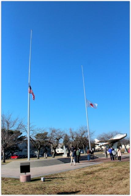 青森県 三沢市 米軍三沢基地 バスツアー 市内散策ツアー 写真
