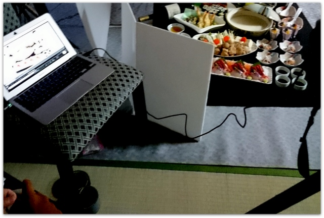 青森県 青森市 仕出し 料理 折詰 弁当 チラシ 広告 宣伝 写真 撮影 出張 カメラマン