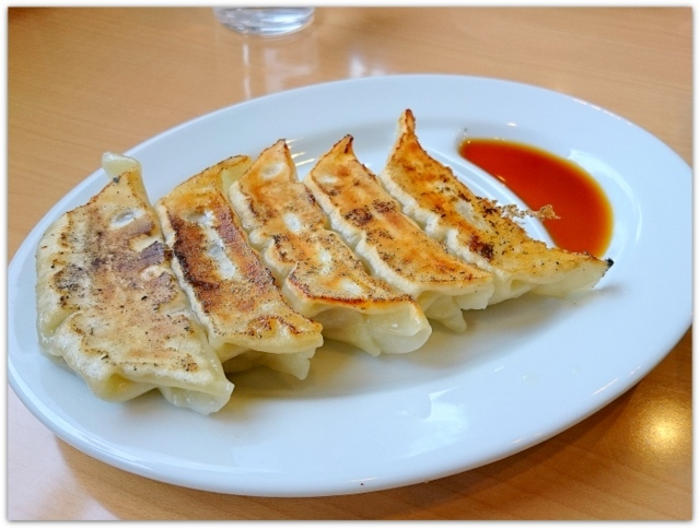 青森県 弘前市 ラーメン 定食 さんくまむ 味噌らーめん 餃子 ランチ 食堂 グルメ 写真