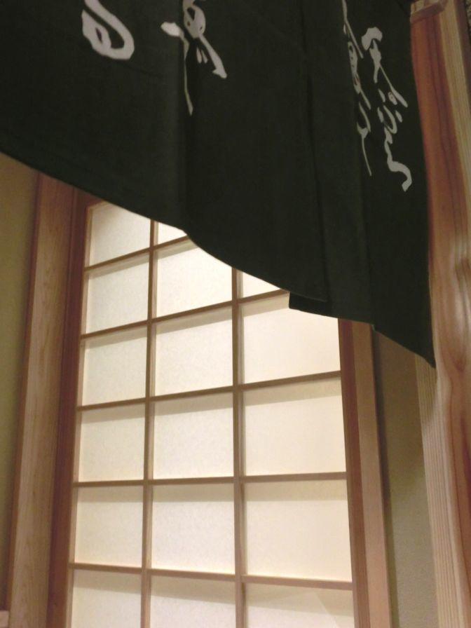 日本橋 蕎ノ字 入口