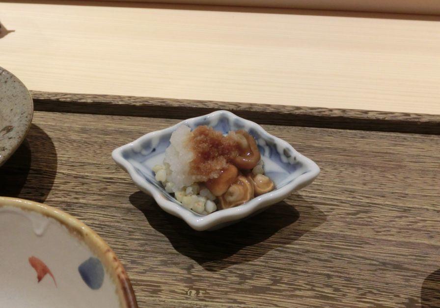 日本橋 蕎ノ字 先付け2