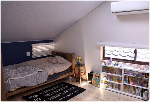 息子部屋mimi