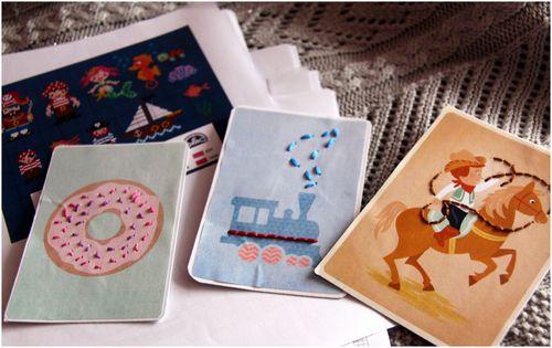 紙刺繍原寸mini