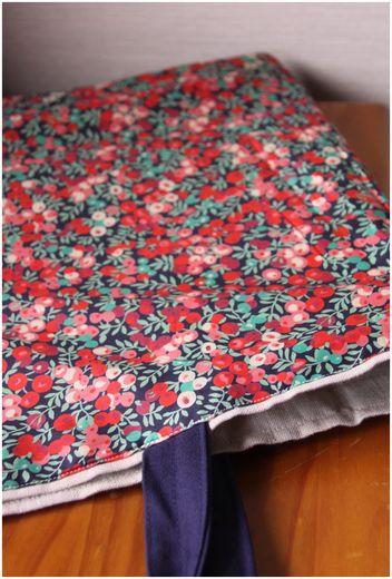 春花刺繍バッグ内側mini