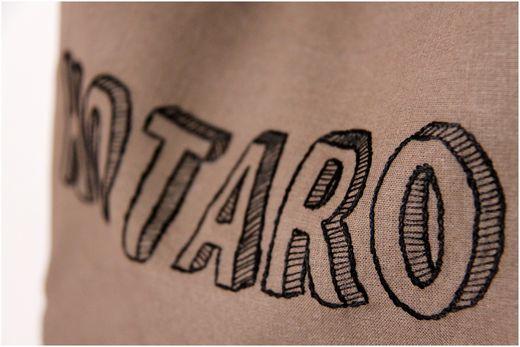 KOTARO ランチトート刺繍UPmini