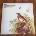 鳥ジャケ Birdsongs