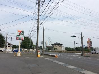 東山田十字路