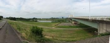 県道56号線鬼怒川西側