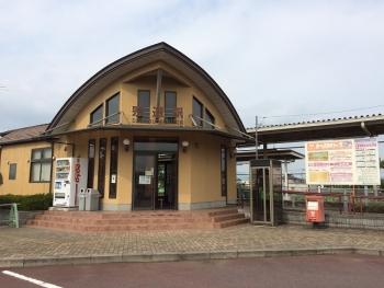 関東鉄道宗道駅