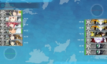 6-3ボス戦昼戦(再戦)