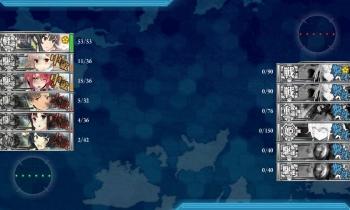 6-3ボス戦夜戦(再戦)終了
