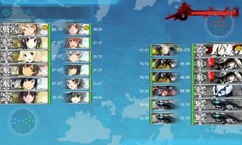E-3-Q 昼戦1回目