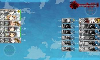 E-4-V 昼戦7戦目終了