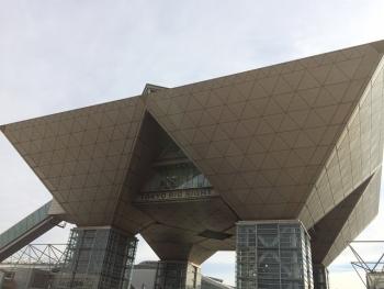 コミケ91th東京ボックサイト
