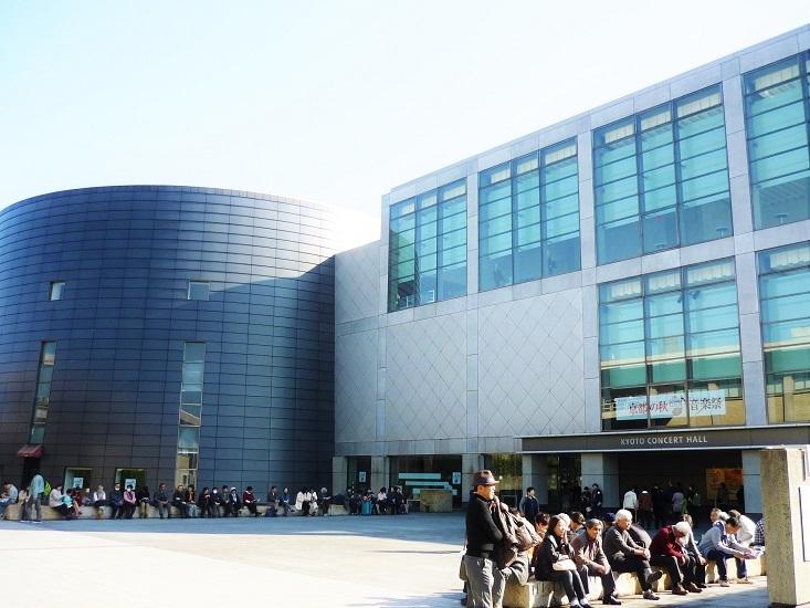 京都コンサートホールその2