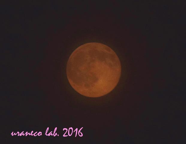 6月21日strawberry moon