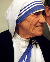 ヒプノセラピー スピリチュアルライフ マザーテレサ