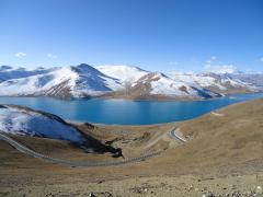 ヒプノセラピー スピリチュアルライフ チベット ヤムドク湖