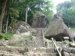 ヒプノセラピー スピリチュアルライフ 金山巨石群 妙見神社