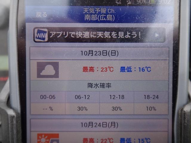 s-9:05降水確率