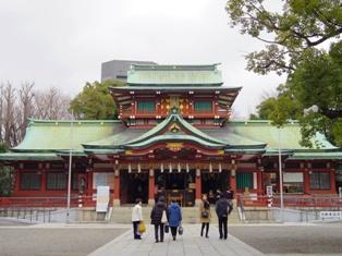 富岡八幡宮(江東区)