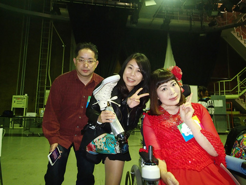 12月6日 瞳さんとマーチン