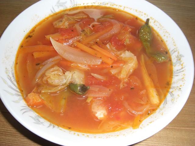 洋風スープ
