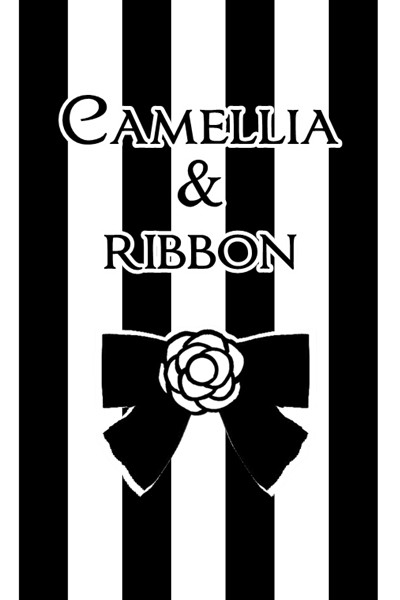 Camellia & Ribbon