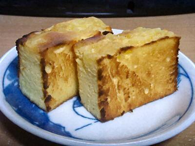 カマンベールチーズケーキ 002
