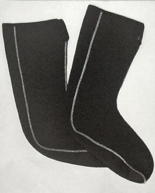 インナー靴下 001