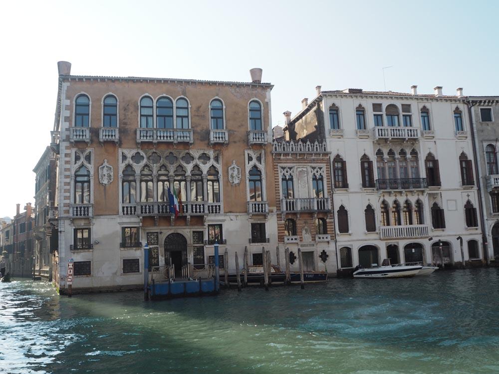 ヴェネツィア散策 - 2 カナル・...