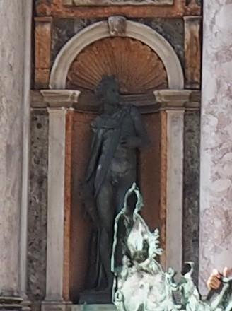 ヴェネツィア散策 - 4 広場を囲...